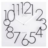 Nástěnné hodiny JVD HB24.3 bílé