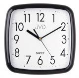 Nástěnné hodiny JVD HP615.11  černé
