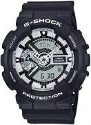 Pánské hodinky Casio  GA-110BW-1A